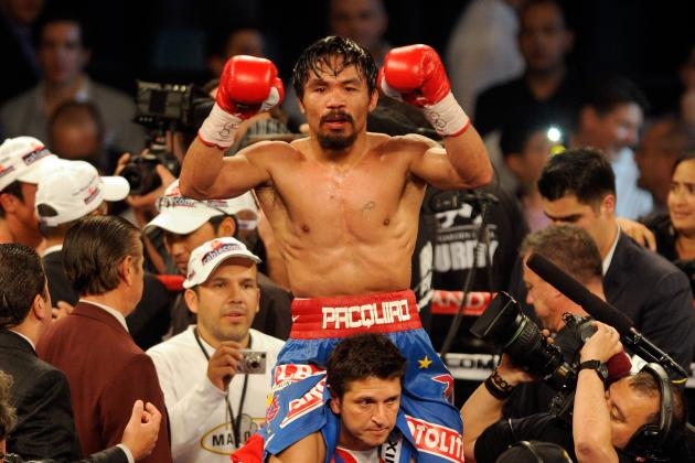 Pacquiao vs. Rios Results: Pac-Man Defeats Bam Bam Via Unanimous Decision