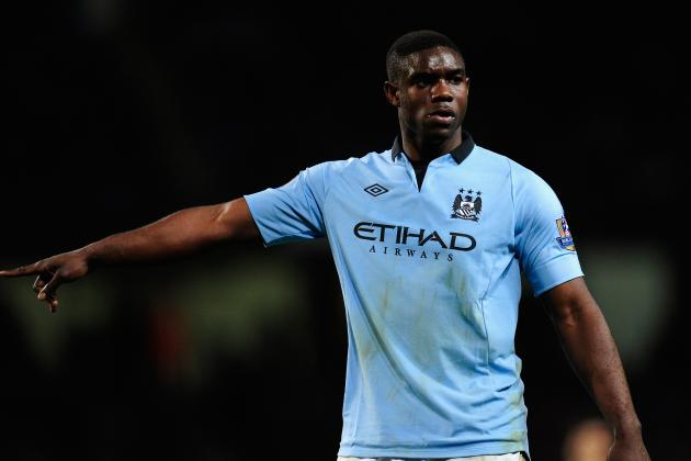Micah Richards Reportedly Lined Up for Transfer from Manchester City to Arsenal