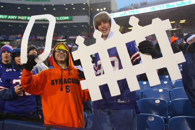 Bills Facing League's First Blackout of the Season