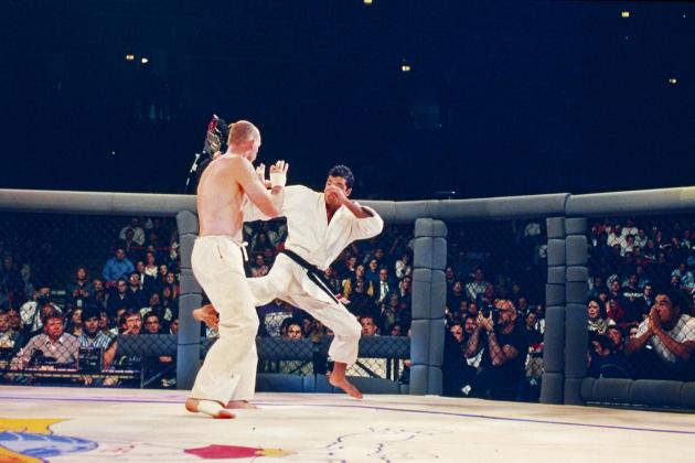 Twenty Years of UFC: The Changes, the Styles and the Future