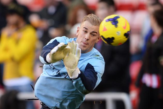 Joe Hart Is Relearning His Craft for the Benefit of Manchester City and England