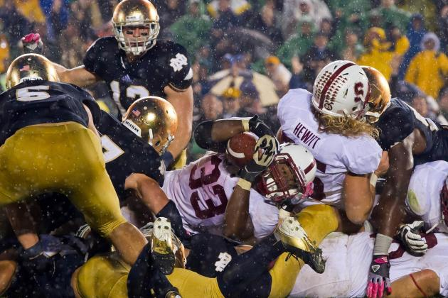 ND-Stanford Kickoff Set