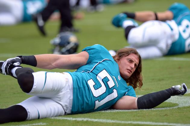Paul Posluszny Gets Victory, Defensive Player of the Week