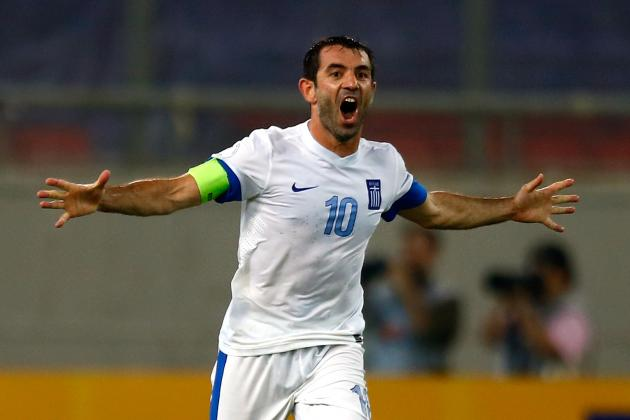 Greece vs. Romania: Date, Time, Live Stream, TV Info and Preview