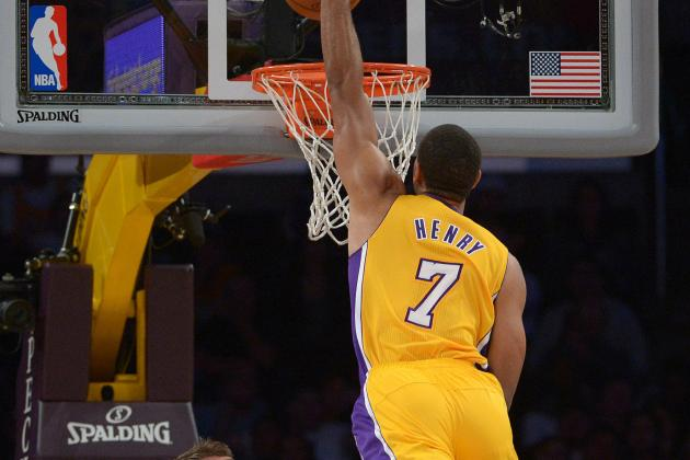 Comparing Xavier Henry's and JJ Hickson's Monster Poster Dunks: Who Did It Best?