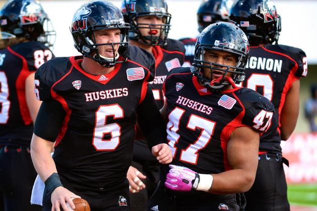Northern Illinois May Be Doomed by Voter Bias in Bid for BCS Bowl