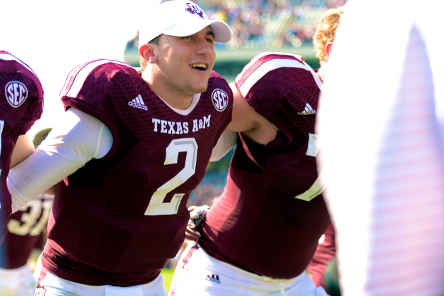 Dear Johnny Football: We Know You Won't...But Just One More Year?