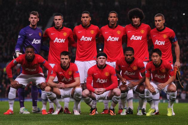 What Is Manchester United's Best Starting Lineup?