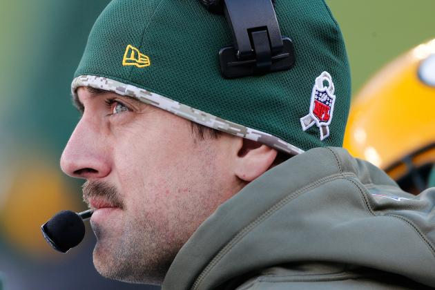 Aaron Rodgers Would Be Wise to Take His Time Returning from Injury