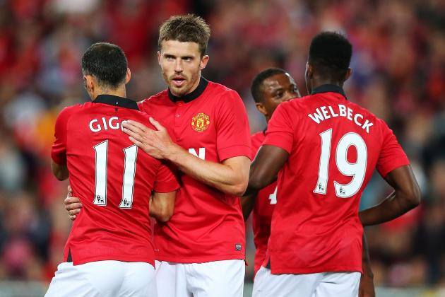 How Michael Carrick's Injury Will Impact Manchester United