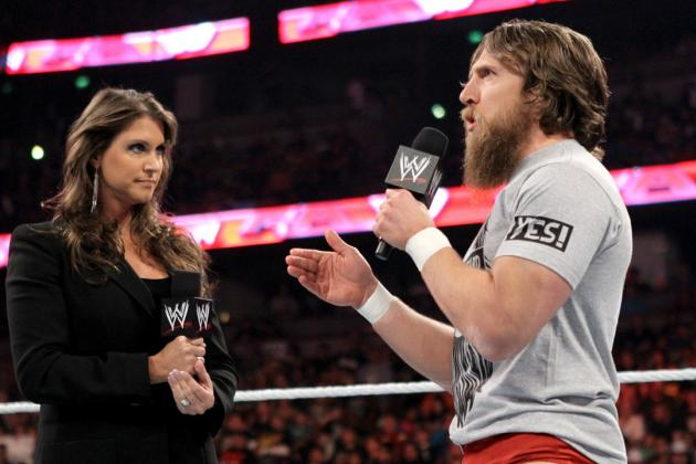 Analyzing Fan Perception of Daniel Bryan After Strong Main-Event Push