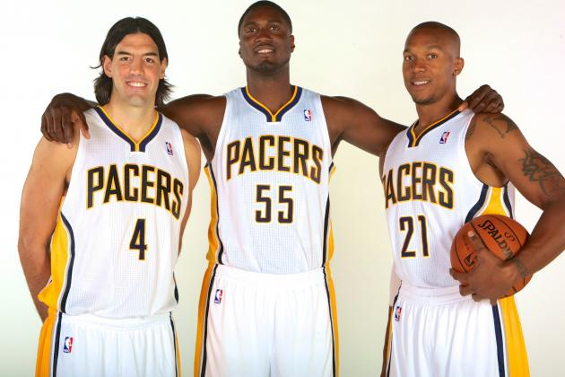 The Overlooked Core of the Pacers Offense: 3 Bigs Who Can Space the Floor