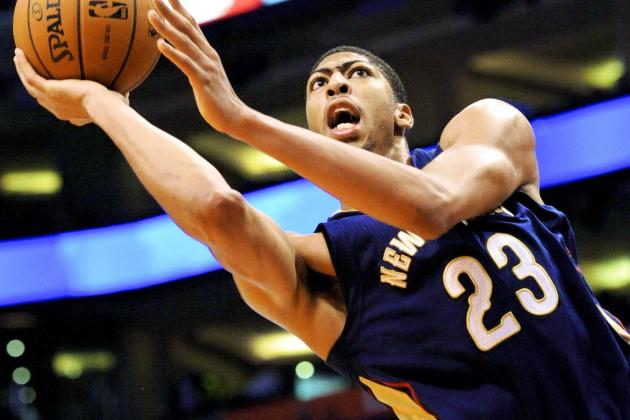 How Anthony Davis Is Expanding His Offensive Game