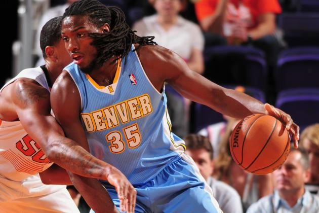 Report: Knicks Discussing Deal to Acquire Faried