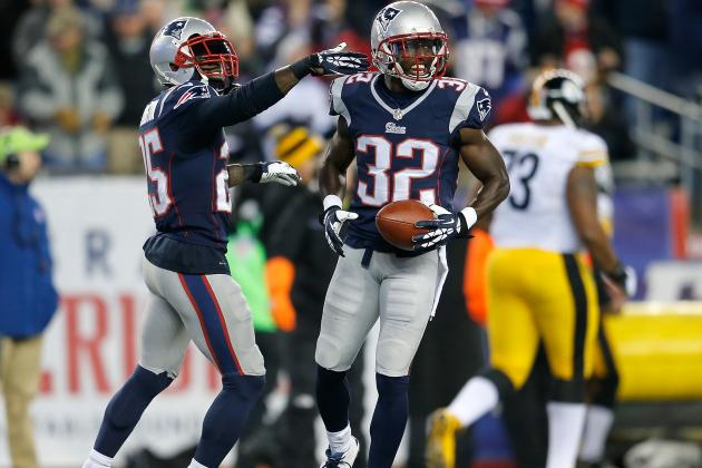 Devin McCourty Developing into Premier NFL Safety