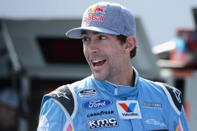 Travis Pastrana Smart to Abandon NASCAR Dreams After Porous Performance