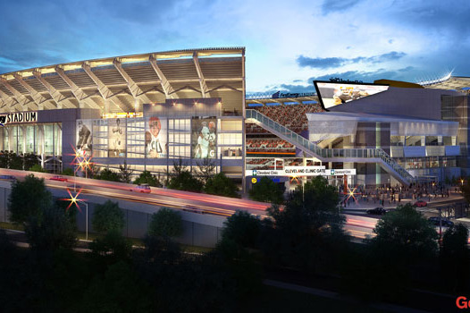 FirstEnergy Stadium Modernization Project