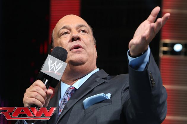 WWE Needs Top Managers Other Than Paul Heyman
