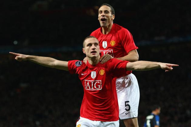 Time for Rio Ferdinand and Nemanja Vidic to Take New Role at Manchester United