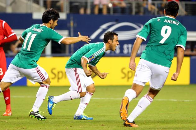 Mexico vs. New Zealand: Live Score, Highlights, Recap