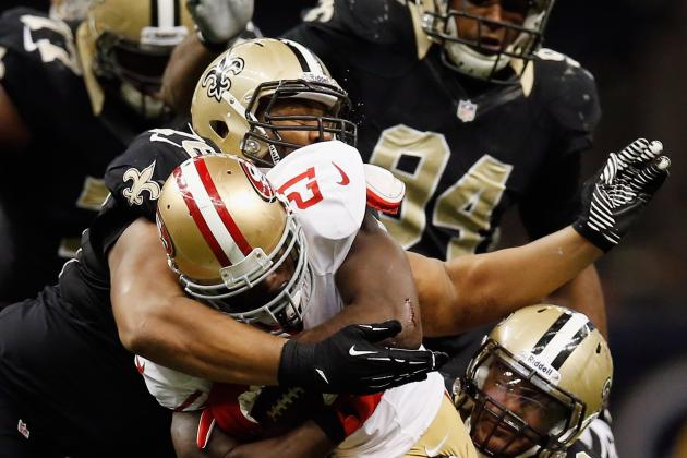 San Francisco 49ers vs. New Orleans Saints: Breaking Down Saints' Game Plan