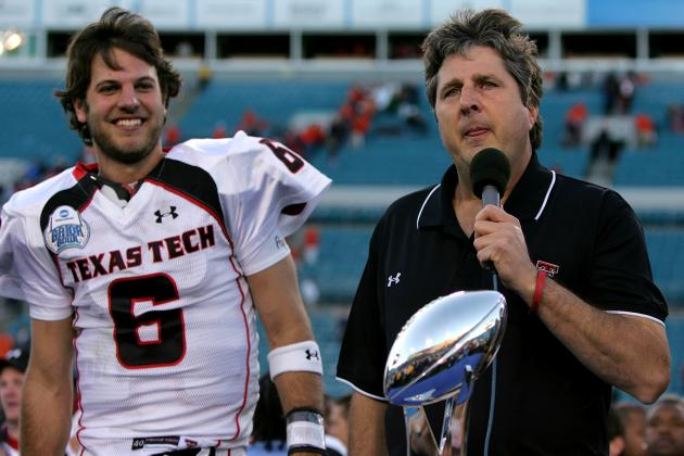 Mike Leach 'Cussed Out' Big 12 Commissioner During 2007 Game vs. Texas