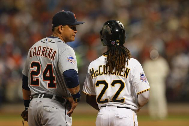 Why Andrew McCutchen, Miguel Cabrera Deserve 2013 MLB MVP Awards