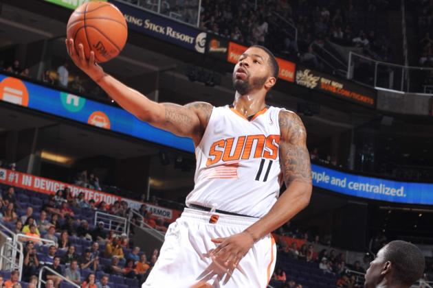 Phoenix Suns' Markieff Morris Enjoying Bench Role