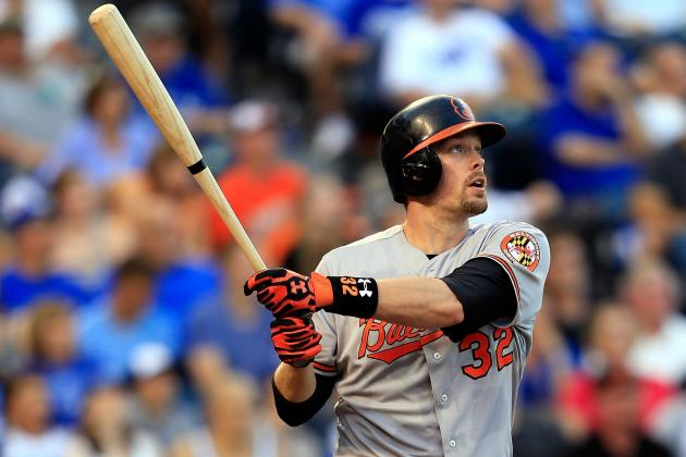 Potential Matt Wieters Trade Destinations That Are the Best Fits