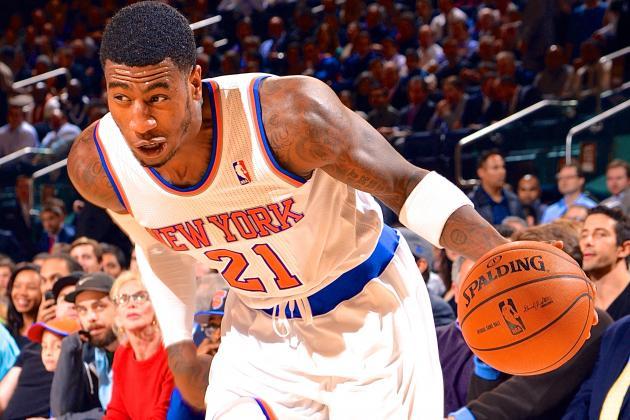 NY Knicks, Denver Nuggets Reportedly Talking Iman Shumpert-Kenneth Faried Trade