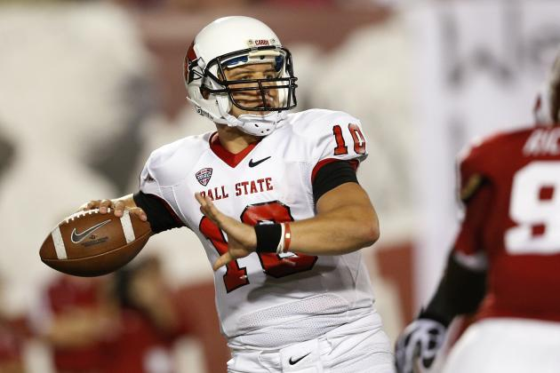 Ball State vs. Northern Illinois: Top Offensive Weapons in MAC Showdown