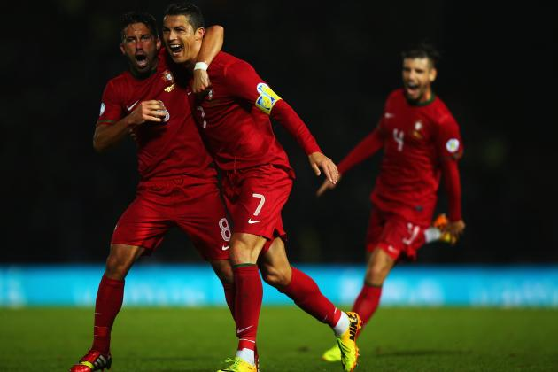 Portugal vs. Sweden: Date, Time, Live Stream, TV Info and Preview