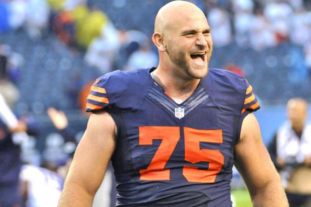 A Week in the Life of Chicago Bears Offensive Lineman Kyle Long