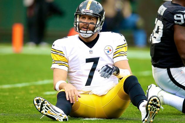 Pittsburgh Steelers Need to Embrace Dreaded Rebuilding, with or Without Big Ben