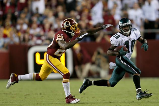 Washington Redskins vs. Philadelphia Eagles: Spread Analysis and Pick Prediction