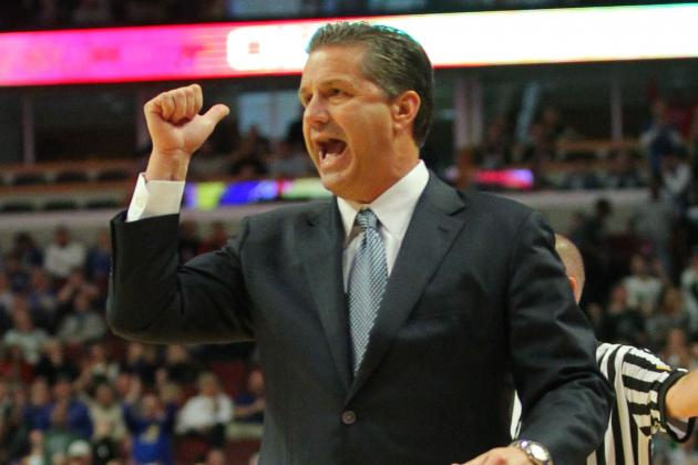 UK Basketball Notes: Vitale Says Calipari Headed for Hall of Fame