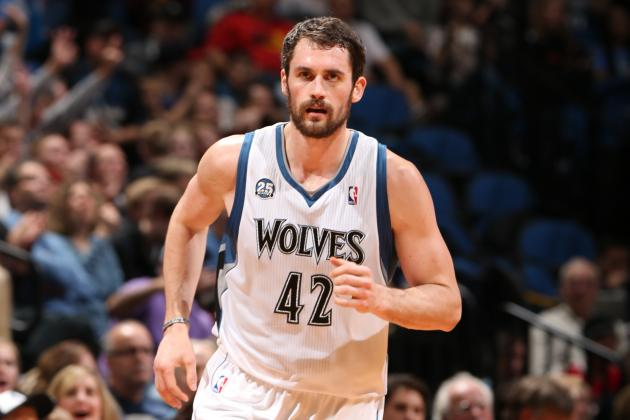 LA Lakers, Not NY Knicks, Are Timberwolves' Biggest Threat to Keeping Kevin Love