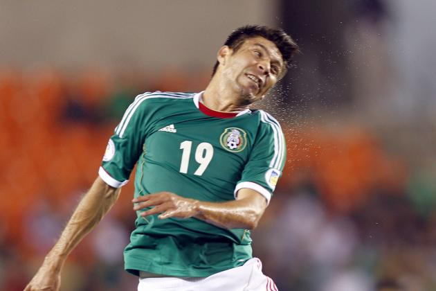 GIF: Mexico Celebrate in Style as They Power Towards World Cup Qualification