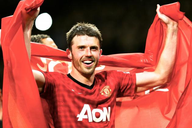 Michael Carrick's Importance to Man United Will Be Highlighted by His Absence