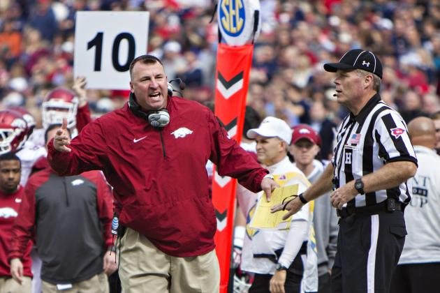 Arkansas Razorbacks Football November Recruiting Update