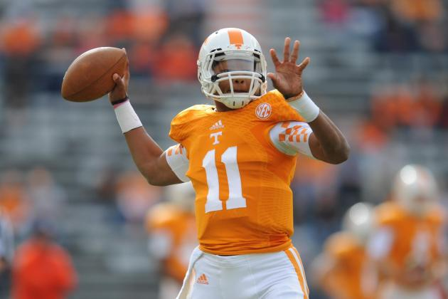 What Is the Future of the Tennessee Volunteers' Quarterback Position?