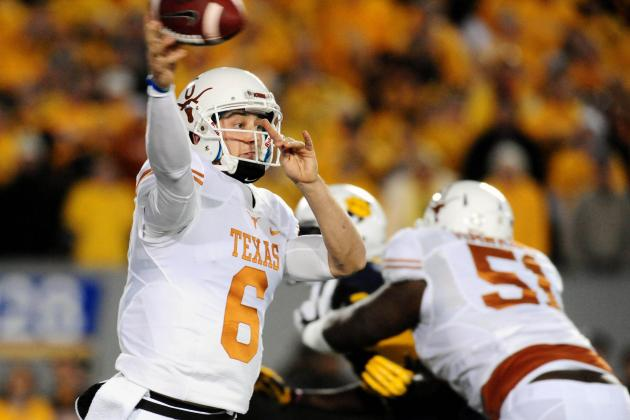 5 Critical Takeaways from Texas Football's Week 11 Win