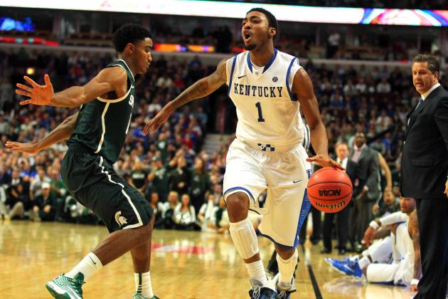 Kentucky Basketball: How Wildcats Must Adjust After Michigan State Defeat
