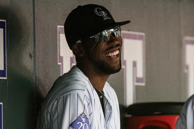 Rockies CF Dexter Fowler on Mariners Wish List for Trades