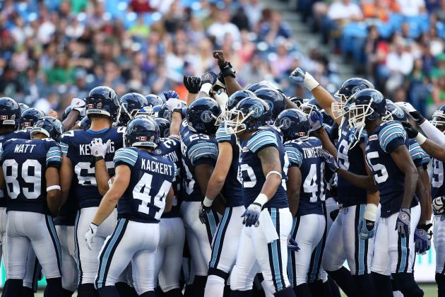 Argonauts Look to Tame Tiger Cats in East Final