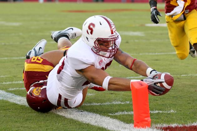Stanford vs. USC: TV Info, Spread, Injury Updates, Game Time and More