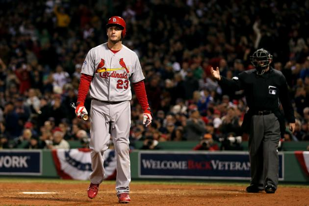 Is David Freese the Yankees' Best Alex Rodriguez Replacement Option for 2014?