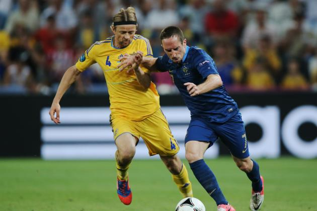 Ukraine vs. France: Prediction, Preview and Likely Match-Winners