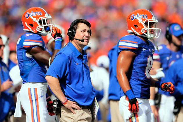 Examining Florida Football's Offensive Coordinator Prospects for 2014