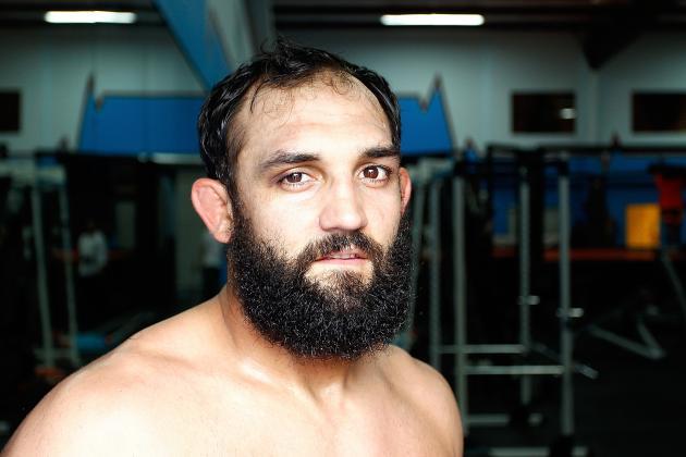UFC 167: Johny Hendricks, the Man Who Would Be King